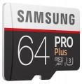 Samsung Pro Plus 100 Mb/s microSDXC UHS-I