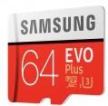 Samsung EVO Plus 100 Mb/s microSDXC UHS-I U3