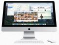 """фронтальный вид Apple iMac 21.5"""" 4K 2015"""