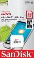 SanDisk Ultra microSDHC 320x UHS-I