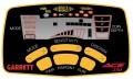 Панель управления Garrett ACE 250