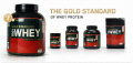 Optimum Nutrition Gold Standart 100% Whey 2.27 kg