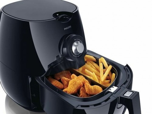 Как Philips HD 9220 готовит?