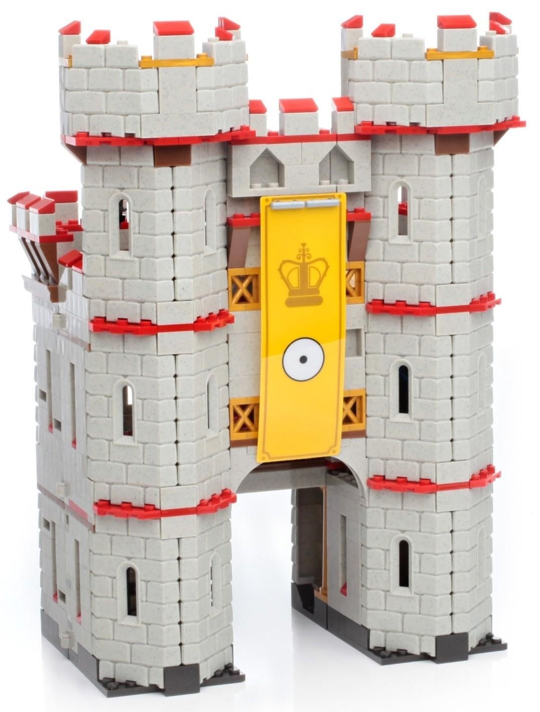 castle building set инструкция