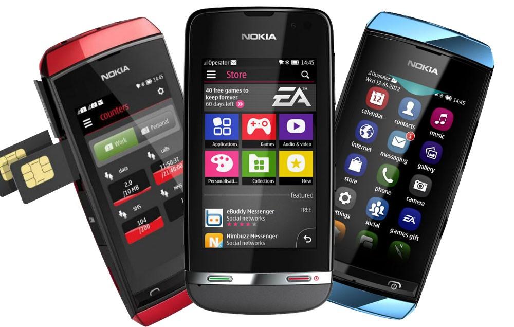 Nokia 306 asha инструкция