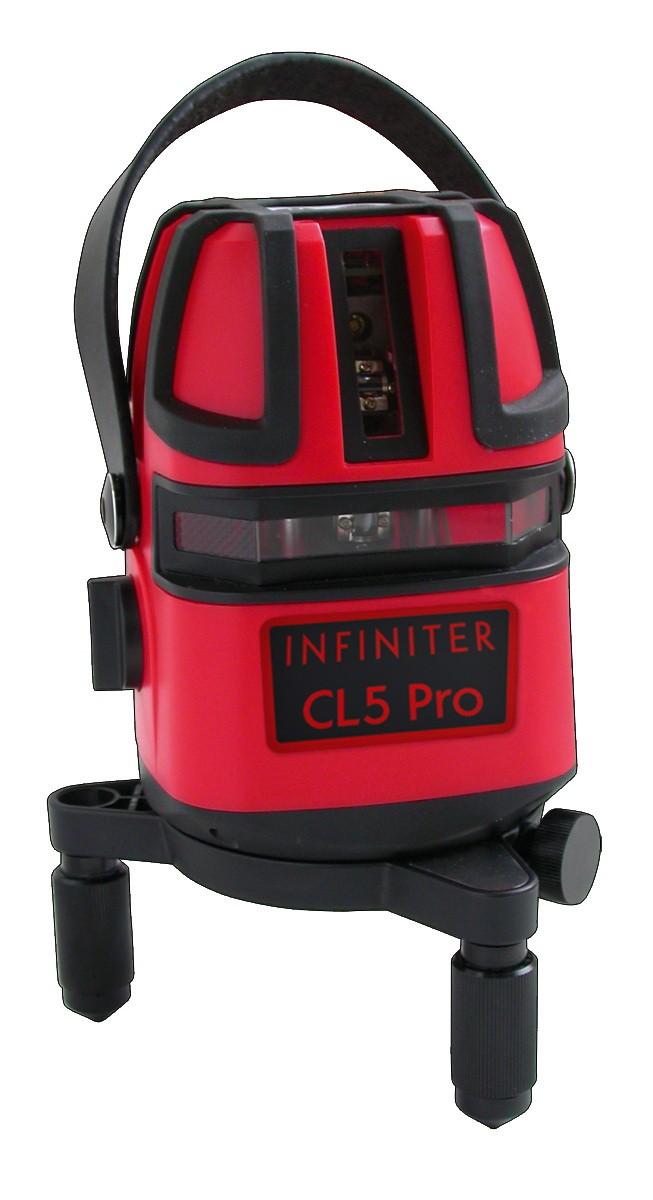 Лазерный нивелир infiniter cl5 pro видео