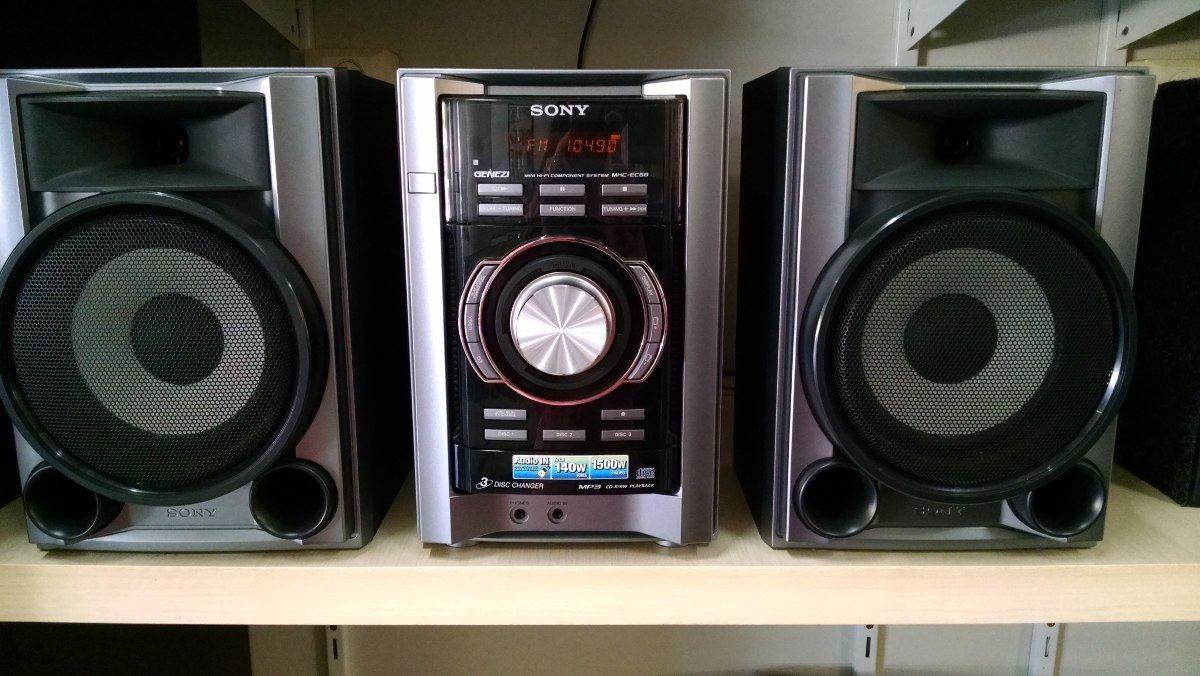 Sony MHC-EC68 - купить аудиосистему  цены, отзывы, характеристики    стоимость в магазинах Украины  Киев, Днепропетровск, Львов, Одесса 30ab3192a6f