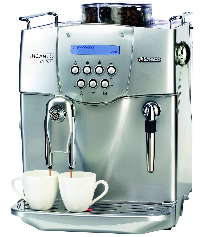 инструкцию к saeco incanto de luxe кофеварка