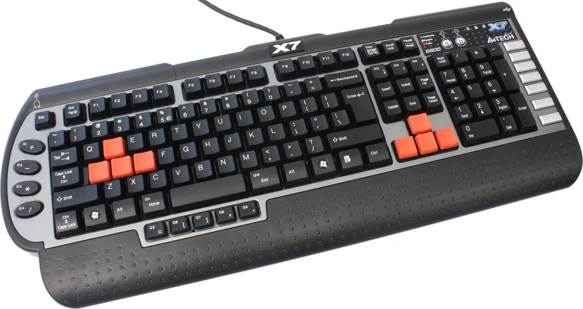 Скачать драйвера для клавиатуры X7 G800