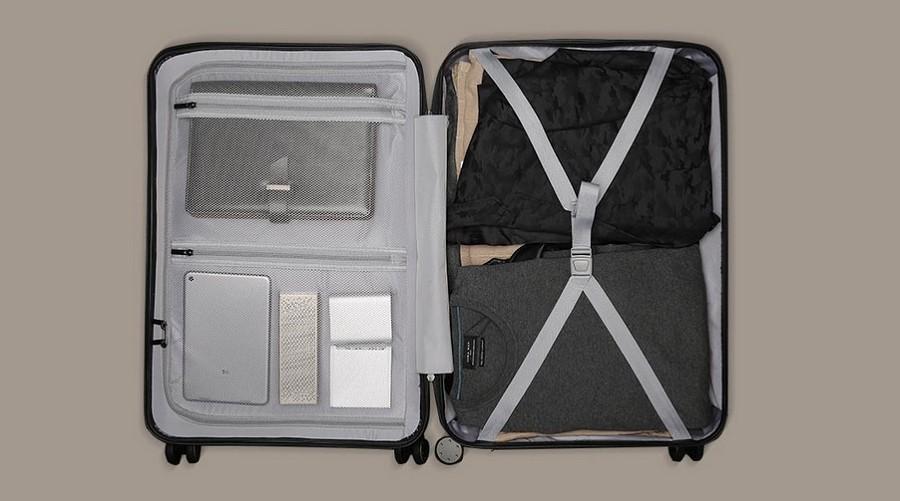 Купить чемодан Xiaomi 90 Points Suitcase 20   цены Xiaomi 90 Points  Suitcase 20 в России Москва, Санкт-Петербург   MagaZilla 484df48832a