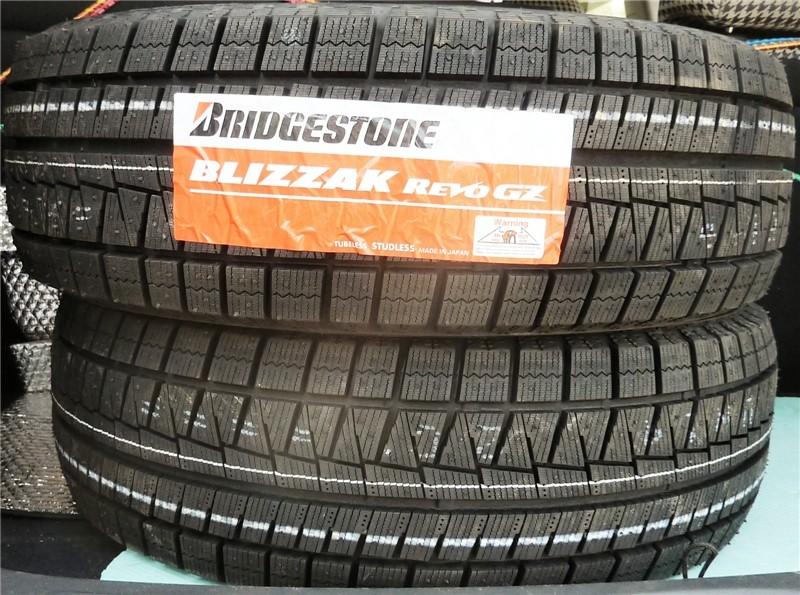«имн¤¤ шина Bridgestone Blizzak Revo-GZ 215/65 R16 98S - фото 8
