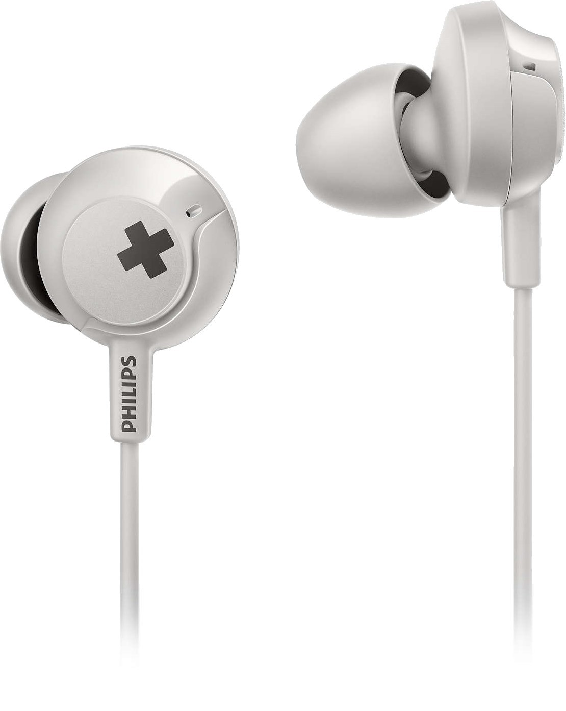 Philips Bass She4305 Jgos17 In Ear Headphone With Mic She1405 Black E Katalog