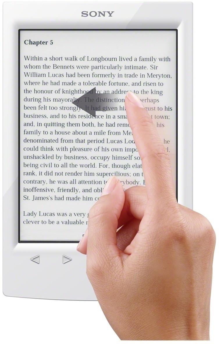 как снять чехол с электронной книги сони инструкция