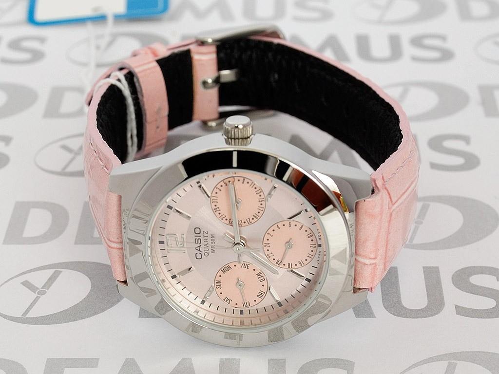 Часы Casio LTP-2069L-4A Часы Casio AE-2000W-9A