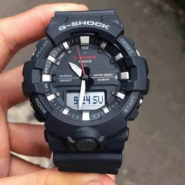 Наручные часы Casio GA-800-1A купить ▷ цены и отзывы магазинов Украины   продажа в Киеве 66ad62c56744f