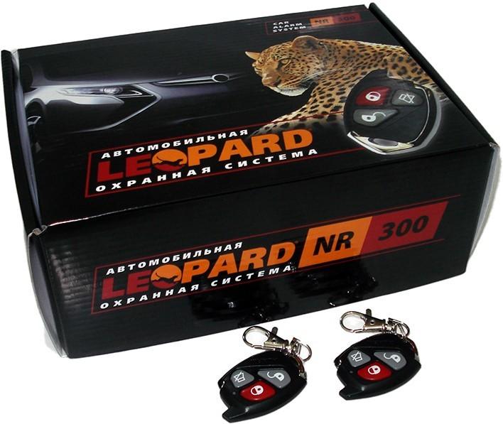 Автосигнализация Леопард Nr 300 Инструкция - фото 4