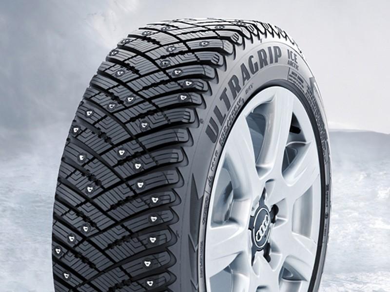 Зимняя шина Goodyear UltraGrip Ice 2 215/65 R16 98T - фото 8