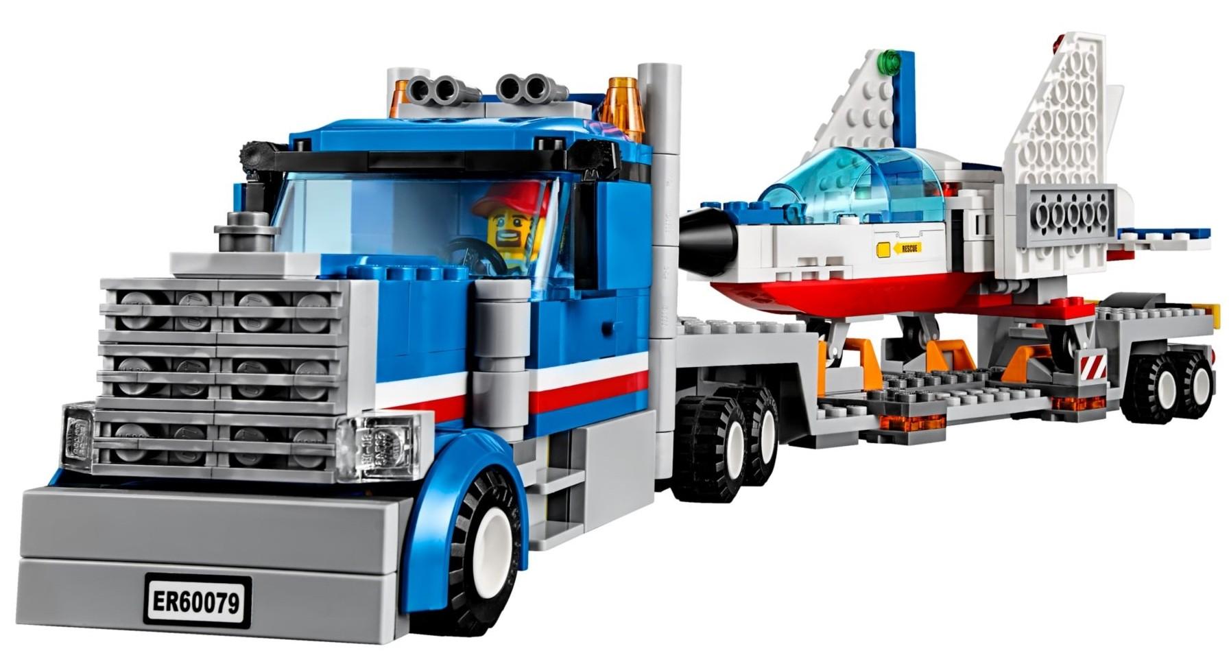 лего транспортер мотоциклов инструкция