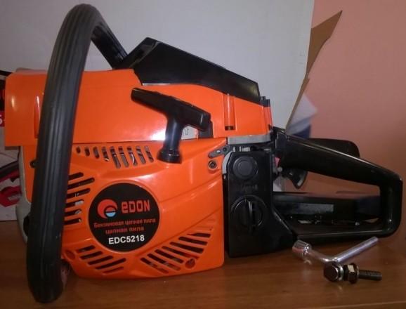 Бензопила Edon EDC-5218 - фото 5