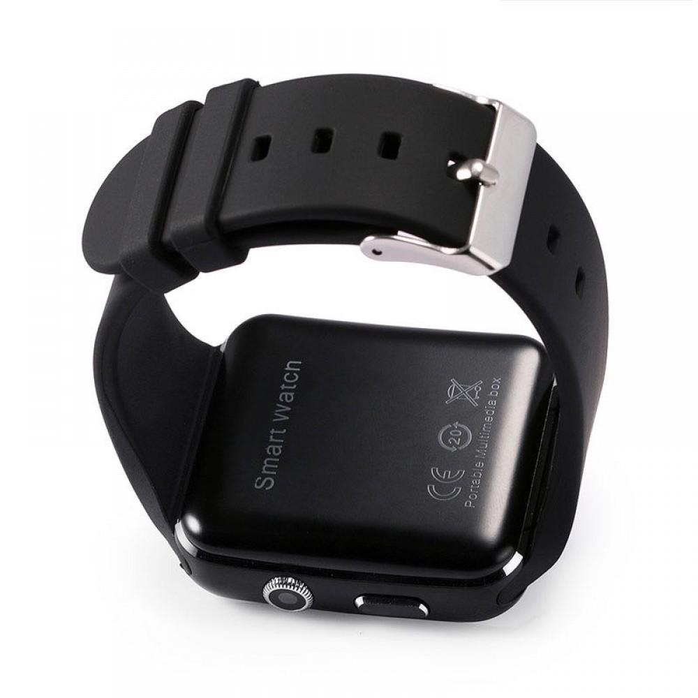 8f33a65a6425 Smart Watch X6 - купить носимый гаджет  цены, отзывы, характеристики    стоимость в магазинах Украины  Киев, Днепропетровск, Львов, Одесса