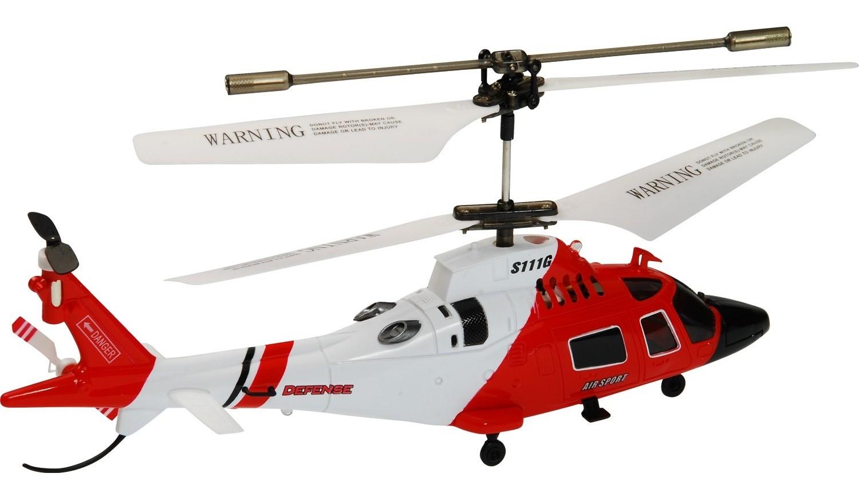 Вертолет s111g инструкция
