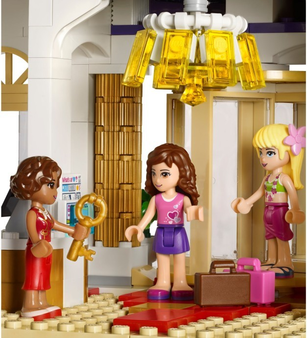 Лего Френдс 41101 Инструкция По Сборке - фото 9