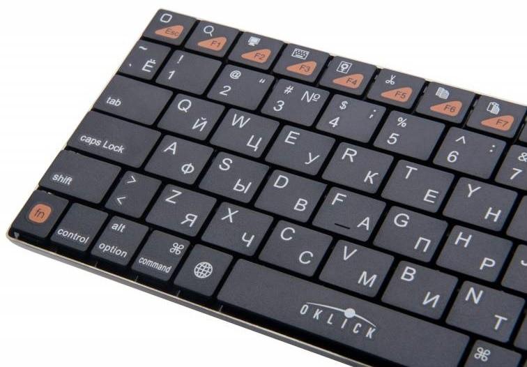 клавиатура оклик 840s инструкция - фото 3