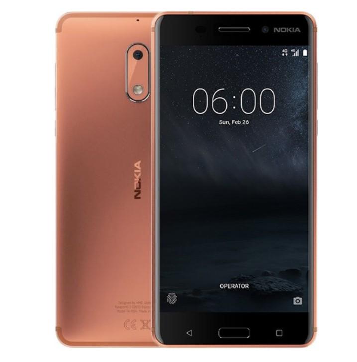 Nokia 6 32GB – купить мобильный телефон, сравнение цен интернет-магазинов   фото, характеристики, описание   E-Katalog c8757d36d74