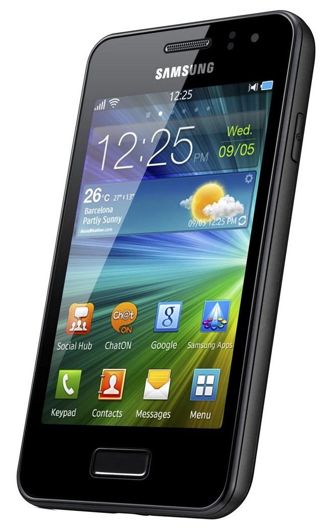 Мобильный телефон samsung wave 5000 xiaomi redmi note 1w