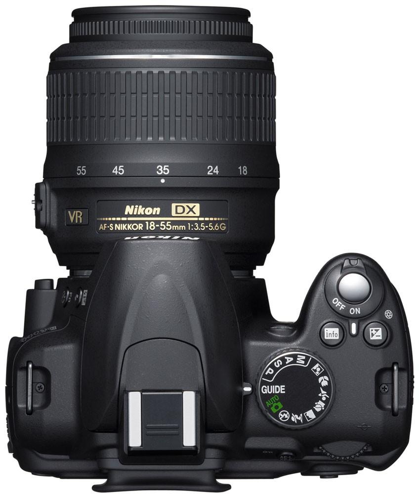 никон D3000 инструкция на русском - фото 5