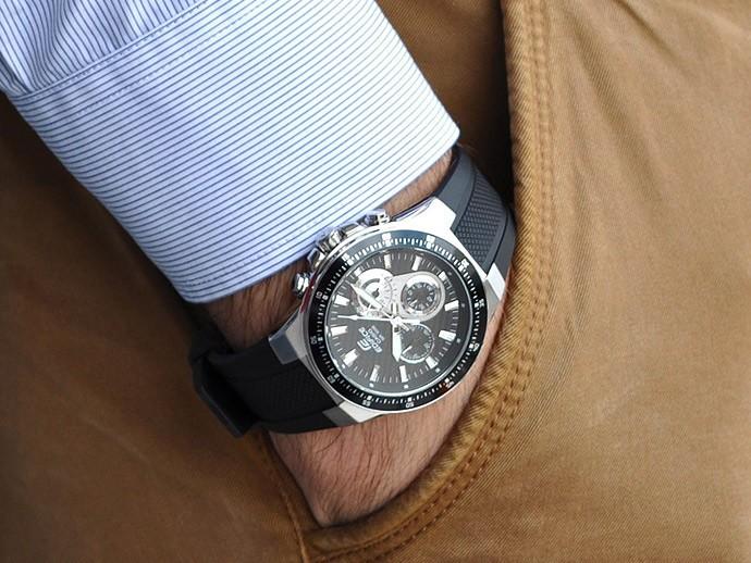 Casio EF-552-1A – купить наручные часы, сравнение цен интернет-магазинов   фото, характеристики, описание   E-Katalog 89b2b72da63