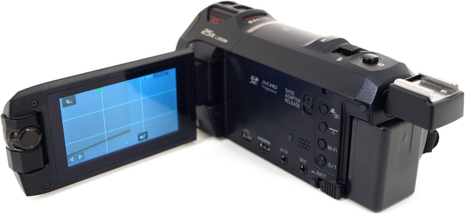 Panasonic Hc Wx970 Camcorder 4k Ultra Hd