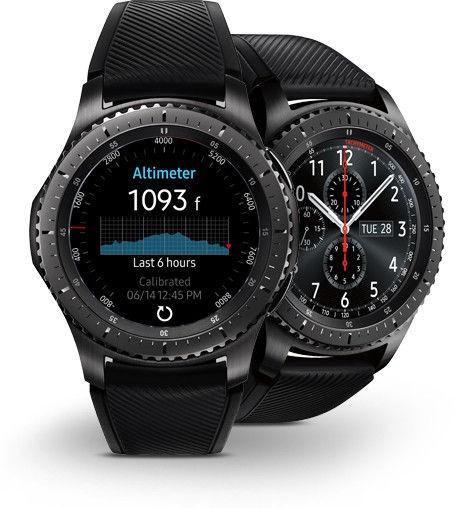 Носимый гаджет Samsung Galaxy Watch 46mm купить ▷ цены и отзывы магазинов  Украины  продажа в Киеве eb5b088a447b9