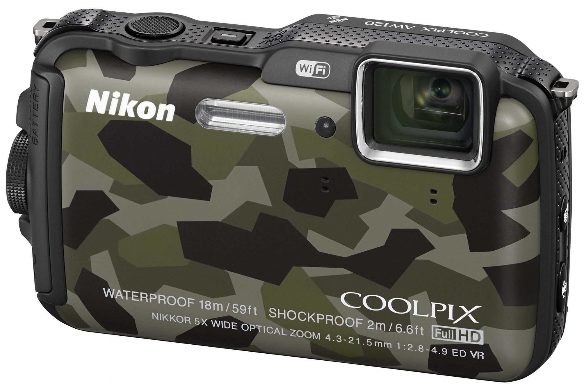 инструкция по использованию фотоопарата nikon coolpix aw110