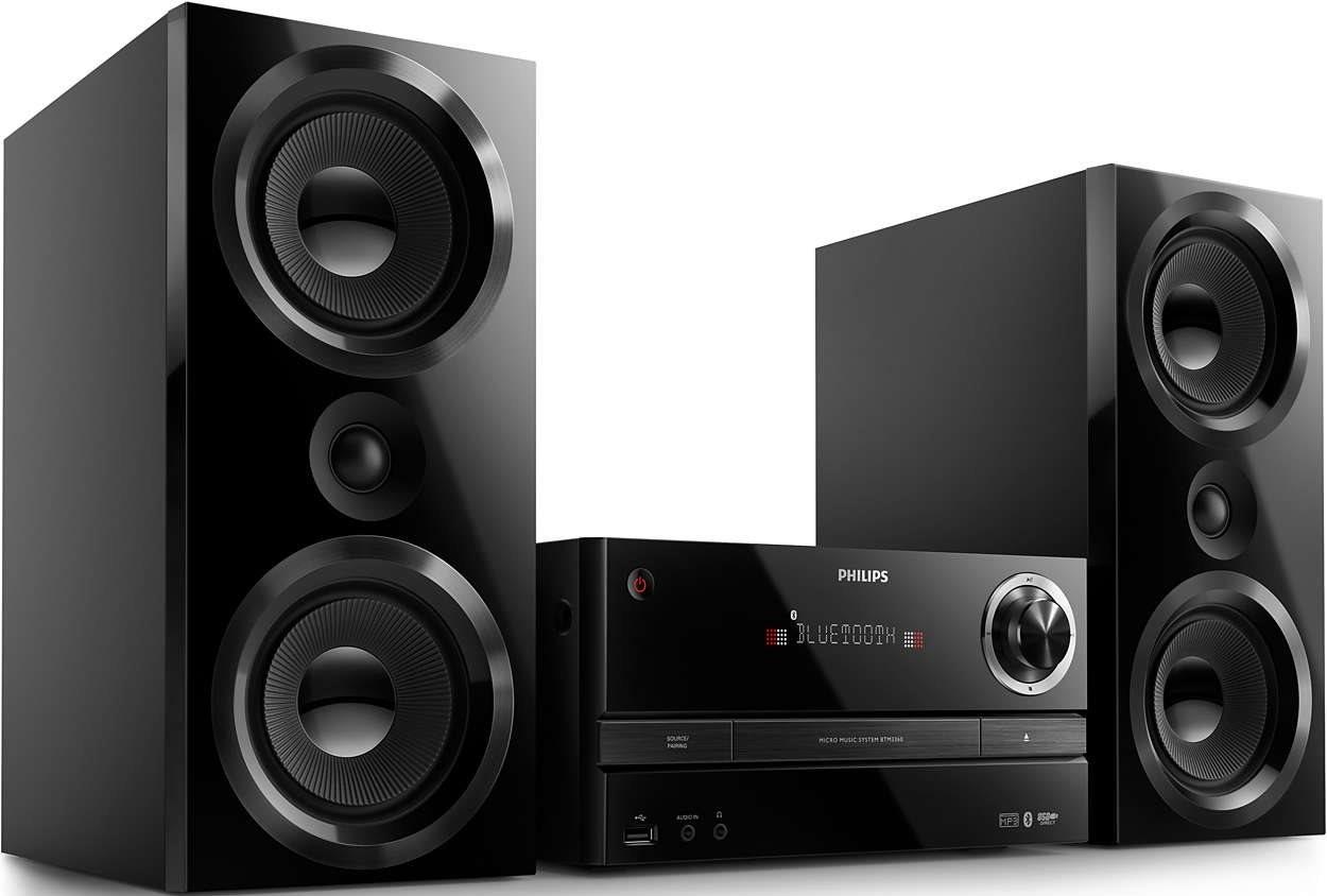 2fce019def0c Philips BTM-3360 – купить аудиосистему, сравнение цен интернет-магазинов   фото, характеристики, описание   E-Katalog