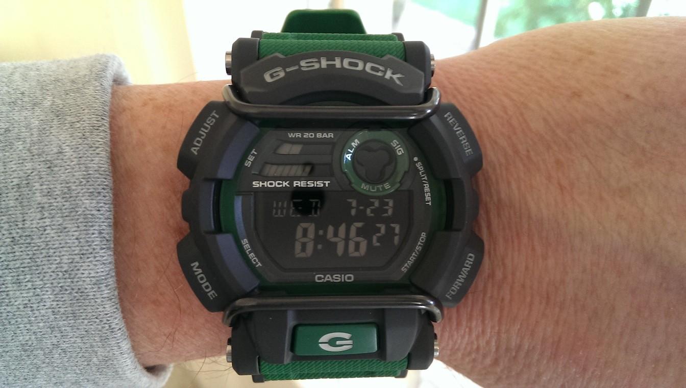 Casio Gd 400 1 G Shock 400mb