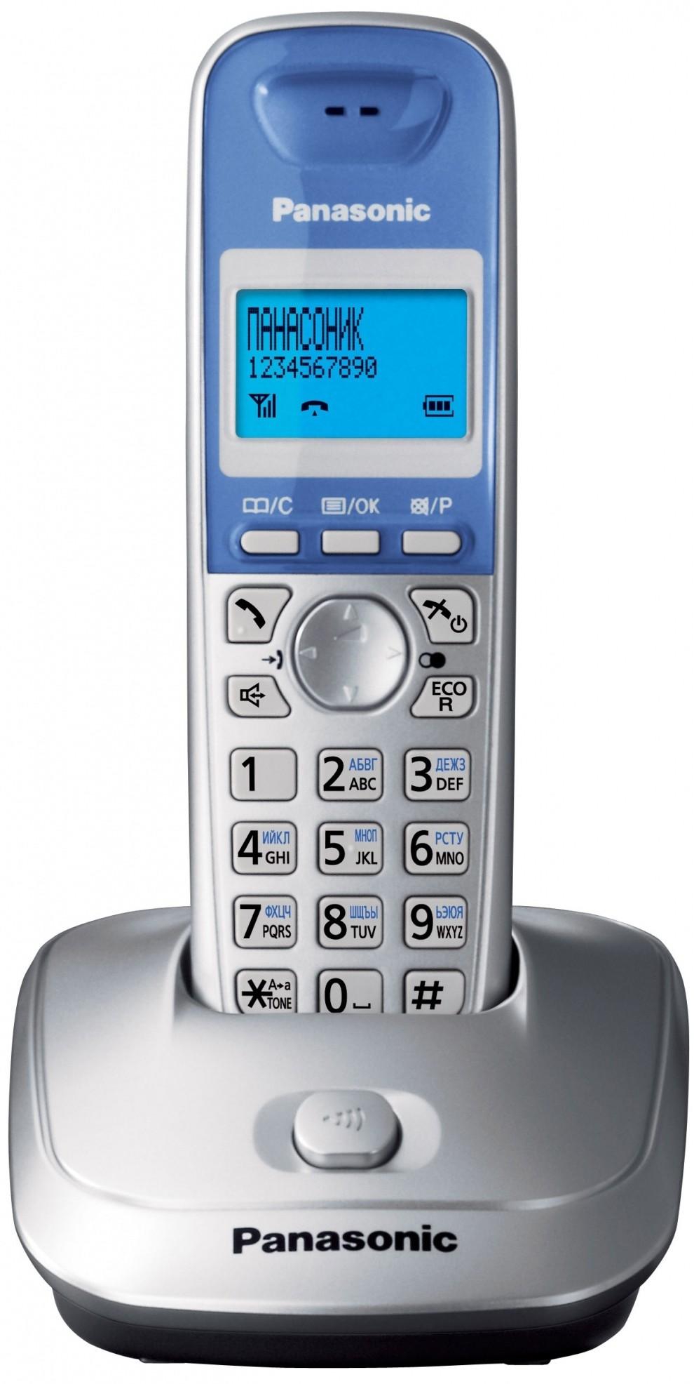 радиотелефон panasonic инструкция kx-tc1836bxs