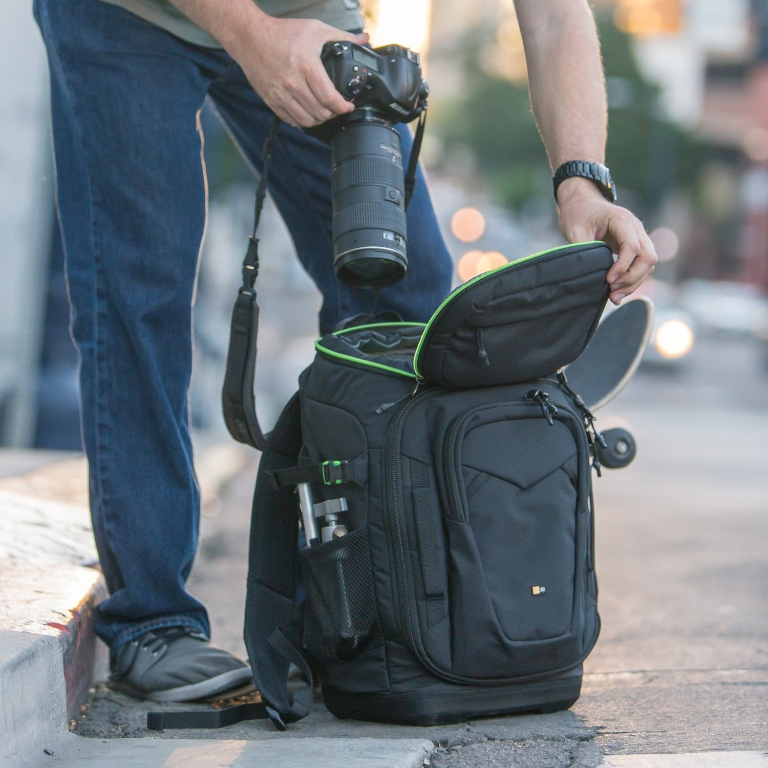 best camera and laptop backpack