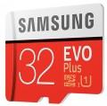 Samsung EVO Plus 100 Mb/s microSDHC UHS-I