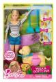 Barbie Walk and Potty Pup DWJ68