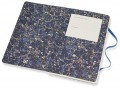 Moleskine Time Plain Notebook Blue