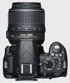Nikon D3100 вид сверху