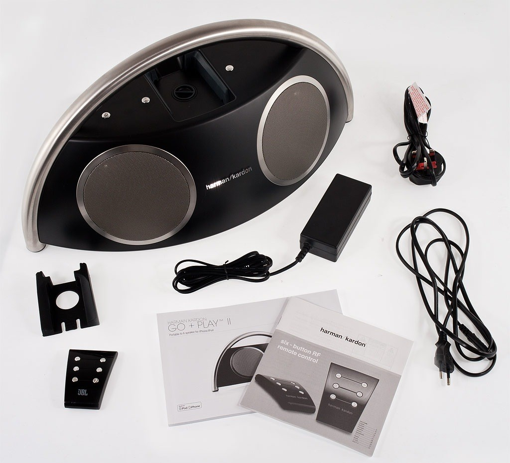 Harman Kardon Go Play Ii Mini Speaker Black E Katalog