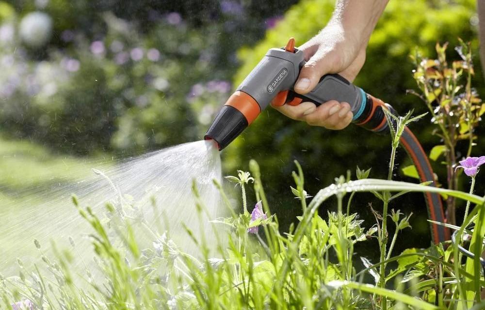 GARDENA Premium Cleaning Nozzle 18305-20 – купить ручной распылитель, сравнение цен интернет-магазинов: фото, характеристики, описание   E-Katalog
