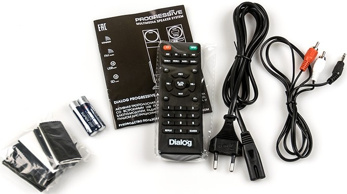 Dialog Progressive AP-2300 – купить акустическую систему
