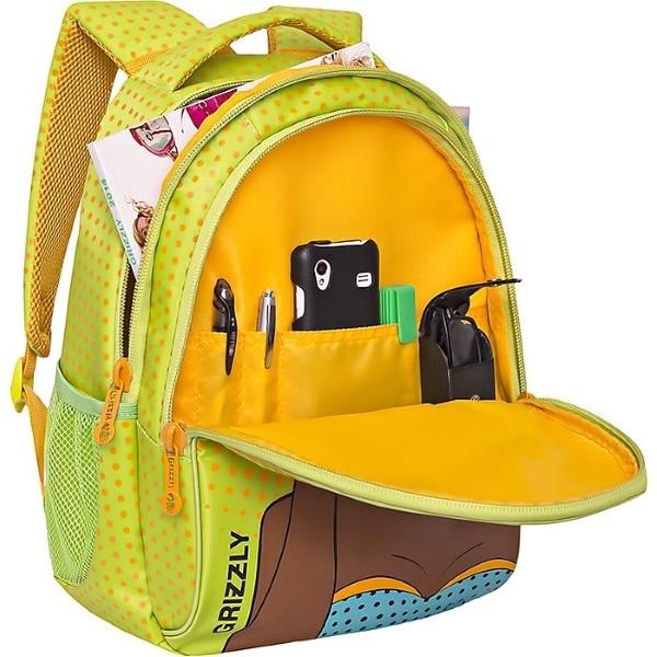 49e2678a8a1c Grizzly RD-758-2 – купить рюкзак, сравнение цен интернет-магазинов: фото,  характеристики, описание   E-Katalog