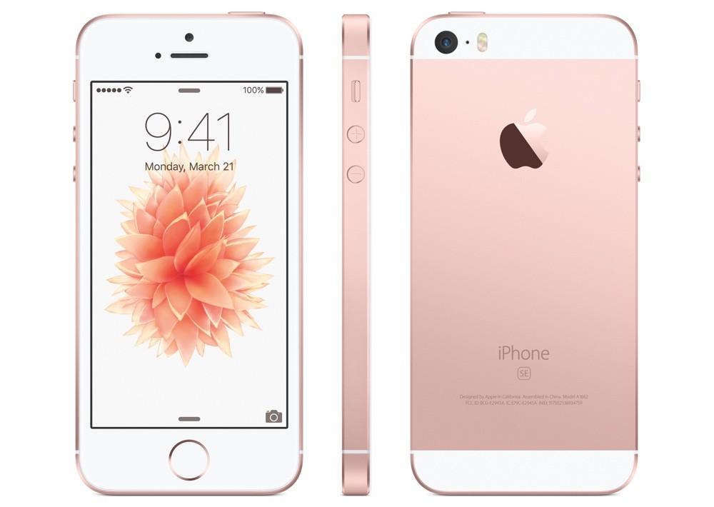 8b6ecc9b23a Apple iPhone SE 32GB – купить мобильный телефон