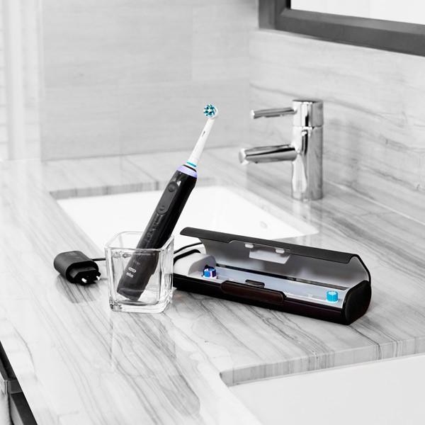 Электрическая зубная щетка Braun Oral-B Genius 9000 D701. Обзоры ... 7754a09c252d6