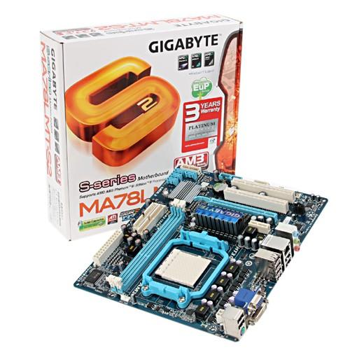 GA-MA78LMT-S2 NETWORK DRIVER FOR MAC DOWNLOAD