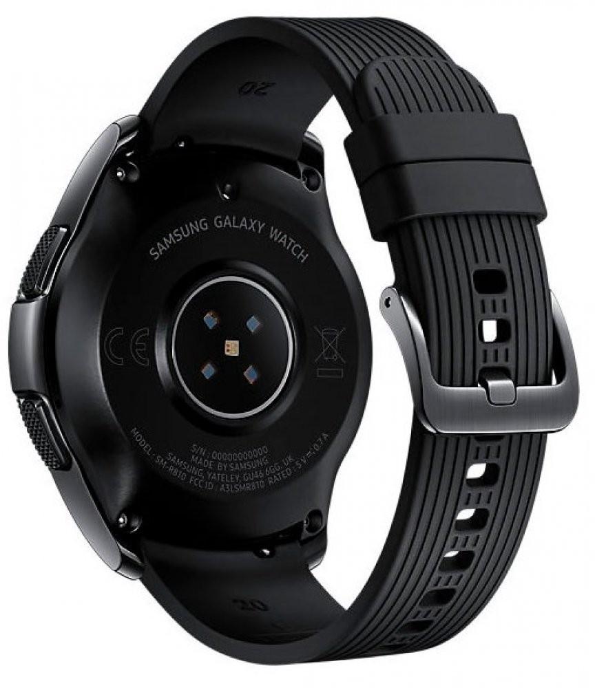Samsung Galaxy Watch 42mm - купить умные часы  цены b9626e69410c9